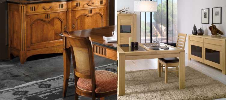 meubles bois 38