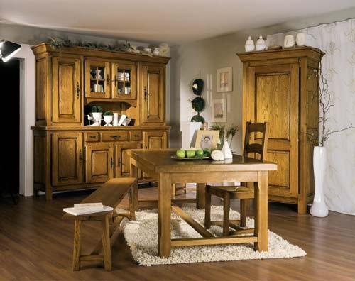 S jours 38 saint marcellin par les meubles bodin b niste meubles salons literie rangements - Meuble de salle a manger rustique ...